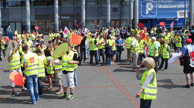 Streik EH 2