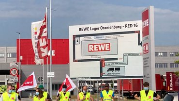 Rewe Oranienburg